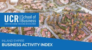 UCR- Inland Empire Business Activity Index