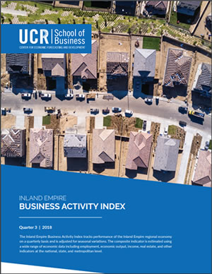 UCR Business Index Inland Empire