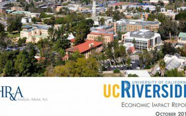 UCR Economic Impact