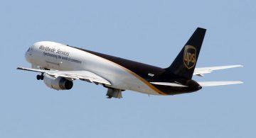 UPS - SBD Flights