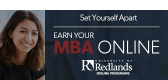 University of Redlands MBA