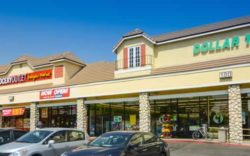 Upland Village Shopping Center - Dollar Tree