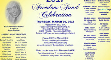 Freedom Fund Celebration
