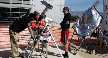 Western Science Center Telescope