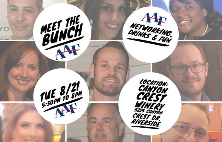 American Advertising Federation Inland Empire – Meet The Board