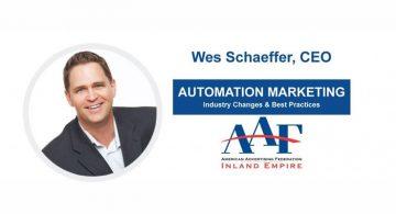 AAF Wes Schaeffer