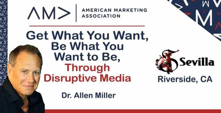 AMA Disruptive Media