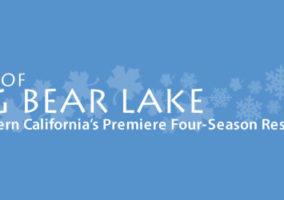 Big Bear Lake City Logo