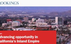 Brookings - Advancing Opportunities in the Inland Empire
