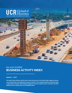 UCR Business Activity