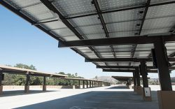 Cal Poly Pomona Parking, Solar