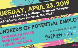 Chaffey College - Intech Center Job Fair