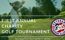 Golf - Veterans Tournament