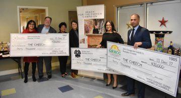 Cheech Center Donations