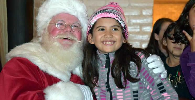 Children's Fund Santa