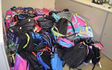 Children's Fund Backpacks