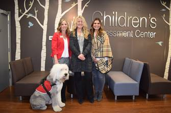 Children's Fund receives grant.