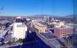 Downtown San Bernardino California