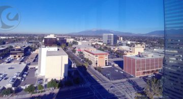 Downtown San Bernardino California