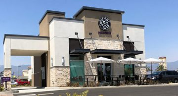 Coffee Bean, Rialto California