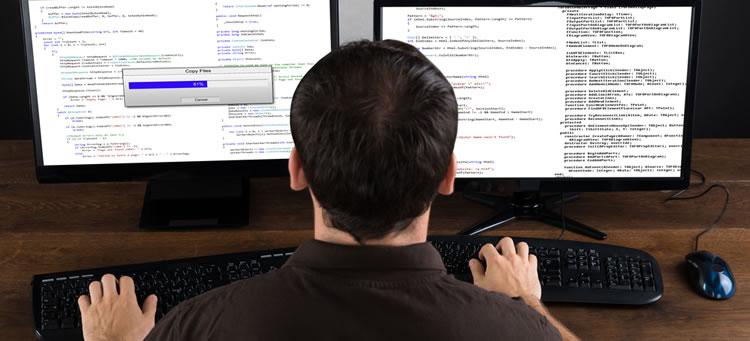 Computer Screens Big Bear
