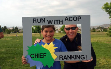 Corona Police Run