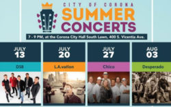 Corona Summer Concerts