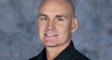 Corona Fire Chief
