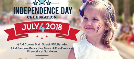 Corona Indepence Day 2018