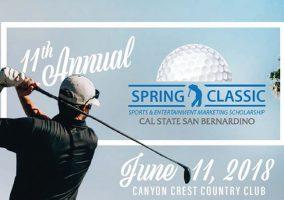 CSUSB Golf Fundraiser