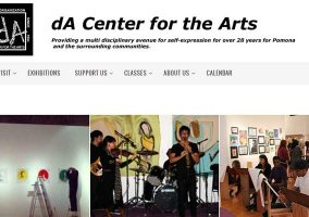 dA Center for the Arts Pomona