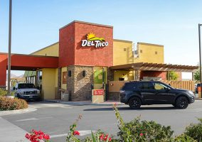 Del Taco in Perris California