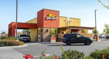 Del Taco in Perris California