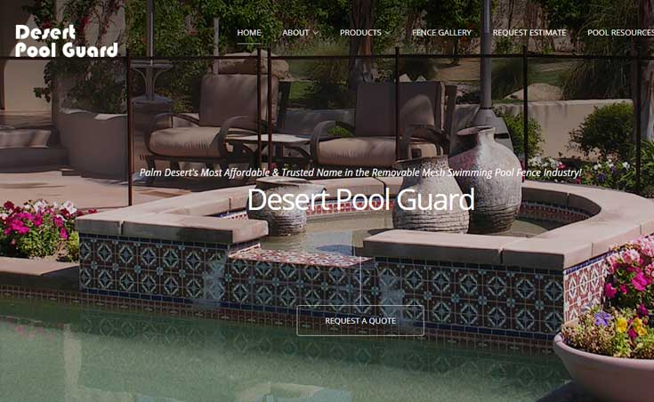 Desert Pool Guard