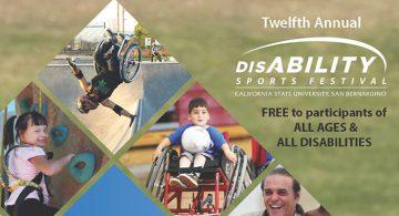 Disabilities Sports Festival