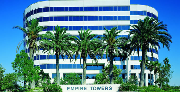 Empire Tower Ontario California