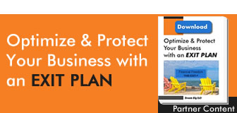 Optimize & Protect Your Business with an Exit Plan