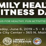 Family Health and Fitness Day is Coming!