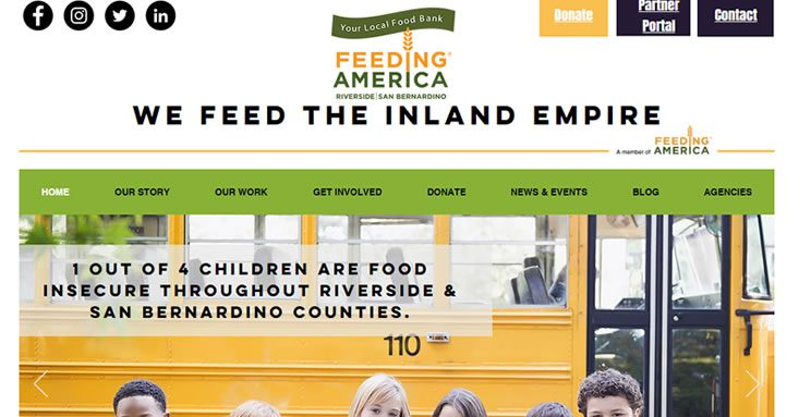 Feeding America INland Empire
