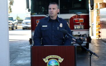 Highland CAL Fire Chief, San Manuel