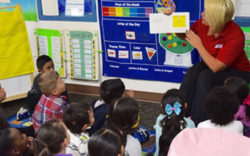 First 5 San Bernardino Classroom