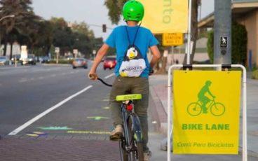 Fontana Bike Lanes
