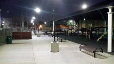 Fontana, Safety Improvements at Bill Martin Park