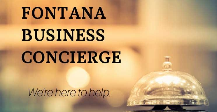 fontana business concierge