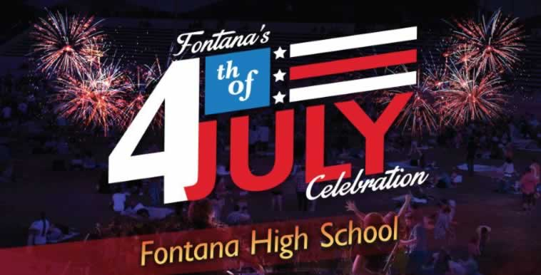 Fontana's 4th of July Celebration to Light Up the Sky