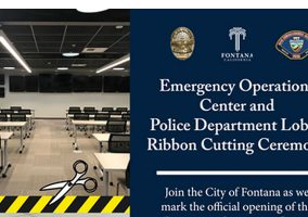 Fontana Grand Opening Emergency Center