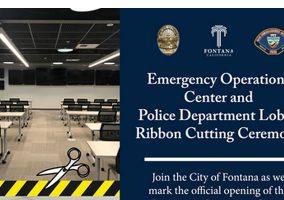 Fontana Grand Opening Emergency Center