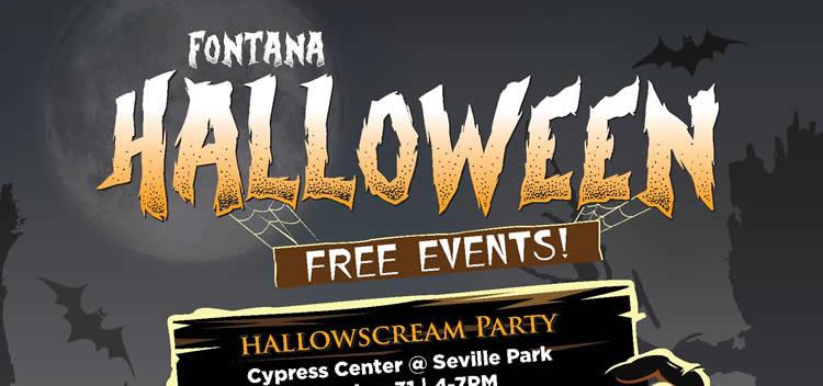 Fontana Halloween