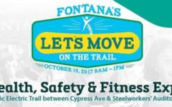 Health, Safety Fair, Fontana