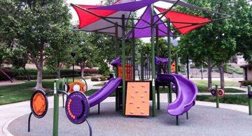 Fontana Park playground